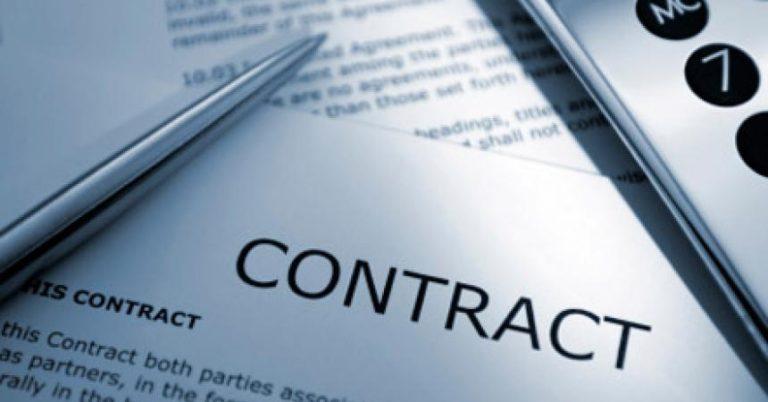Custom Home Contract