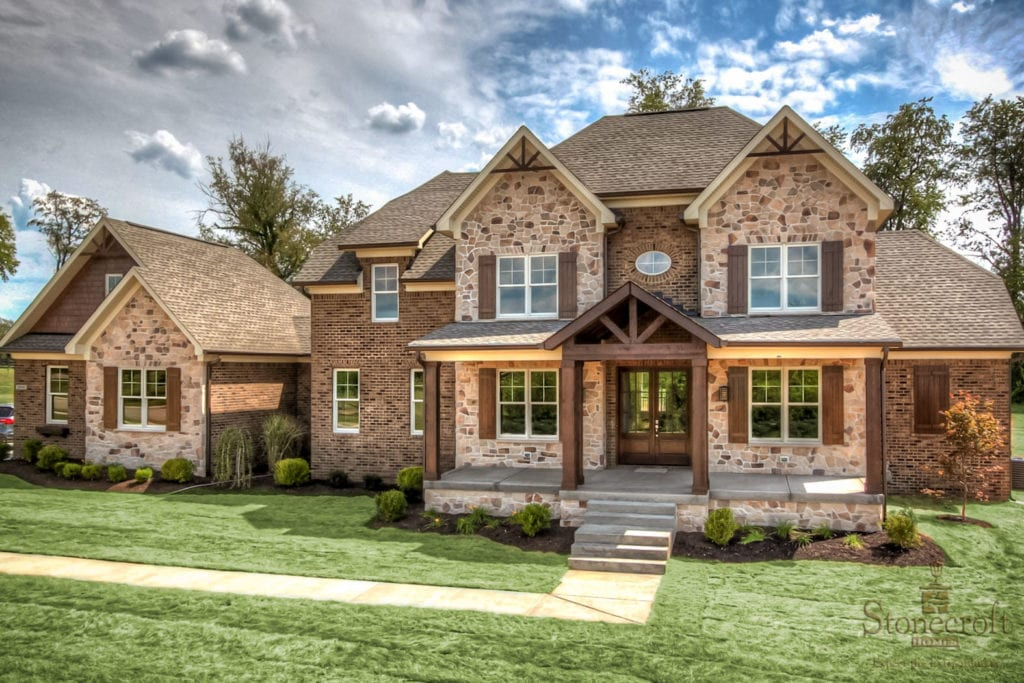 The Westcliffe Stonecroft Homes Louisville Ky