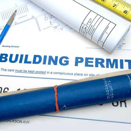 Building Permit Custom Homes Louisville