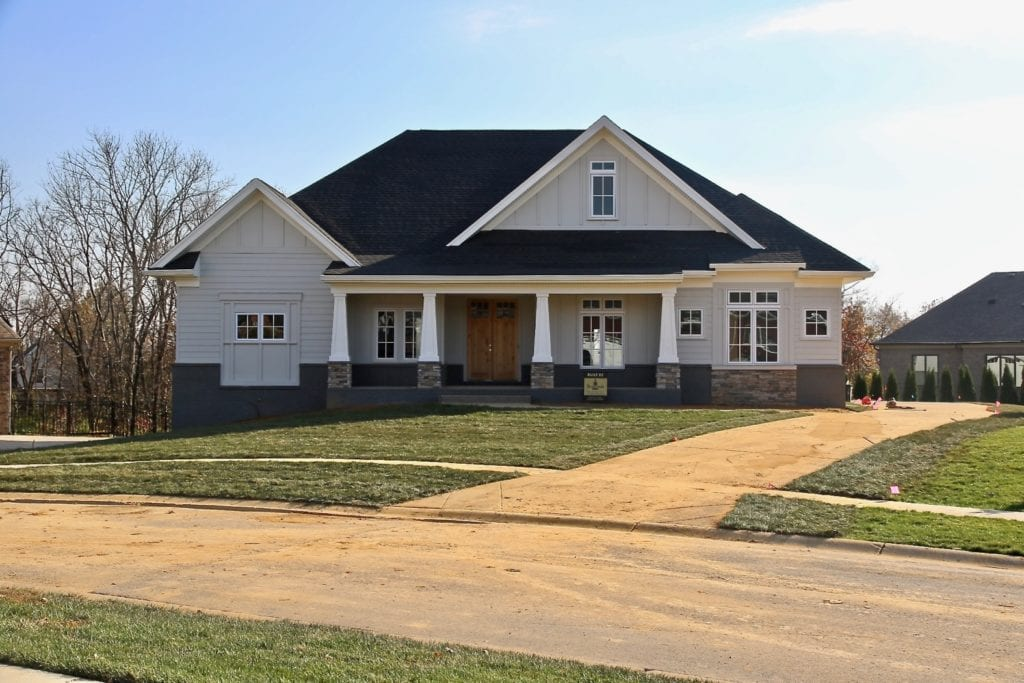 Old sturbridge creek stonecroft homes louisville ky for Home builders in kentucky